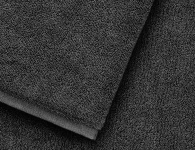 Christian Fischbacher Prestige Frottier Handtuch black