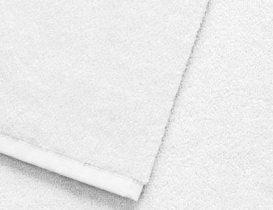 Christian Fischbacher Prestige Frottier Handtuch white