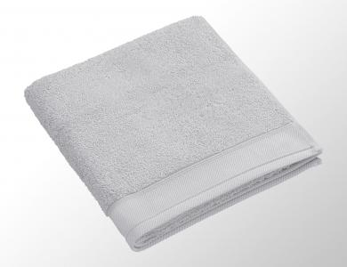 Weseta Douceur Handtuch Silber
