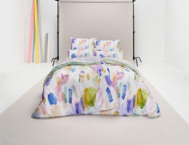 Estella Satin Bettwäsche Fancy multicolor