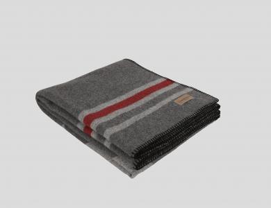 Eskimo Decke Grey Bock, anthrazit