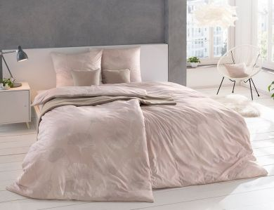 Estella Jersey Bettwäsche Isabella rosa