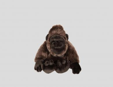 Eskimo Plüschtier Max, dunkelbraun