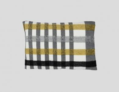 Eskimo Kissenhülle mit Füllung Scotch, ambra