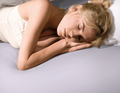 Bella Donna Spannbettlaken - Lavendel 0526