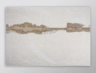 Prêt-à-porter Teppich Linares white