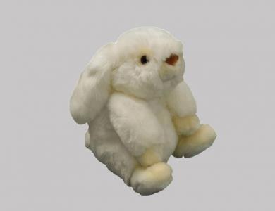 Eskimo Plüschtier Hase, weiss