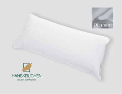 Hanskruchen 3-Kammer Daunen Kissen Diamant
