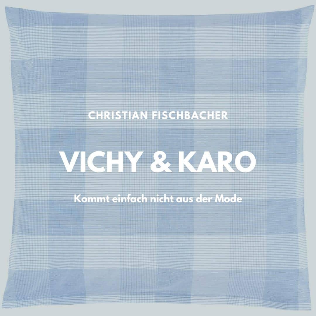 Karo Bettwäsche von Fischbacher